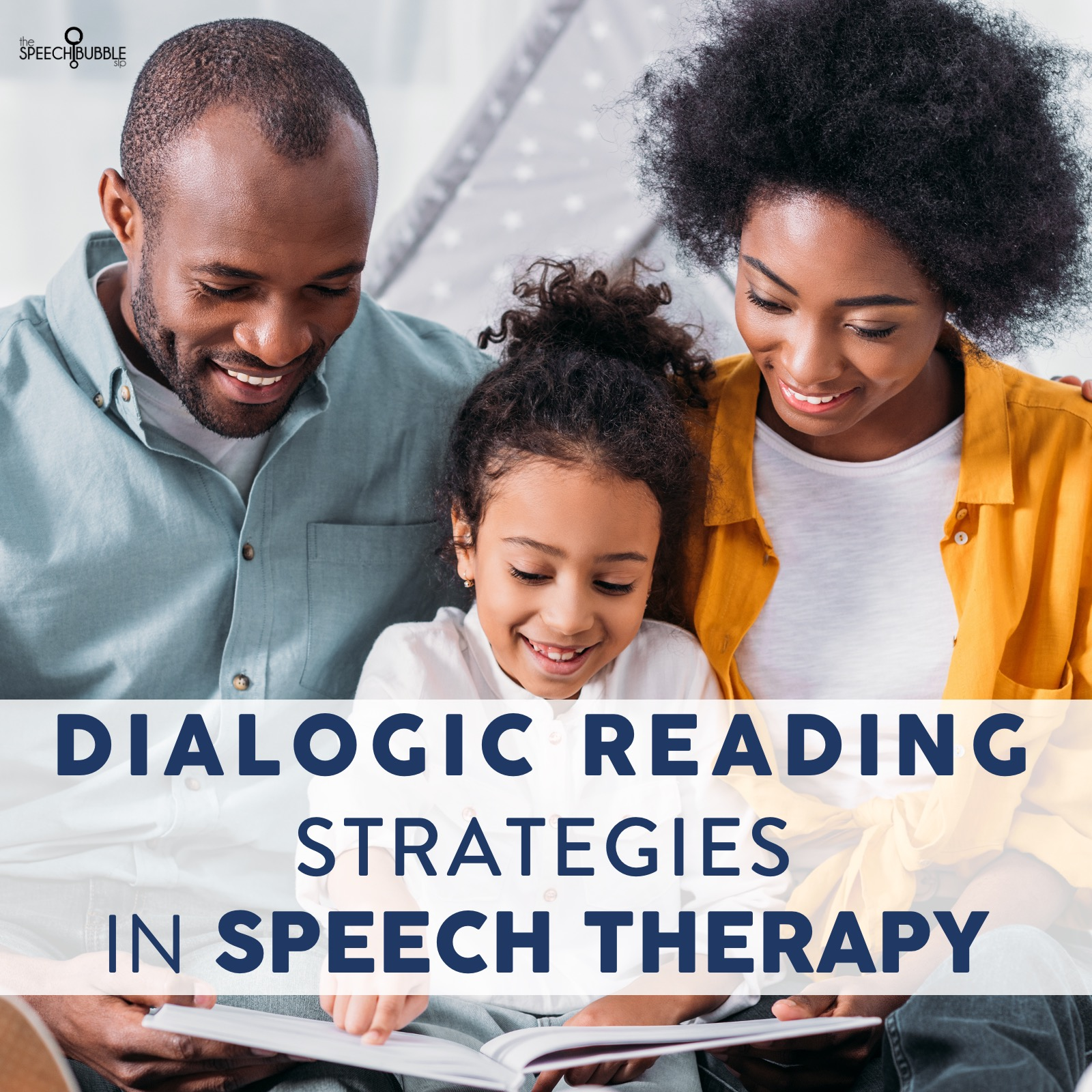 Dialogic Reading Strategies in Speech Therapy